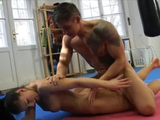 Fainting orgasm endless squirting